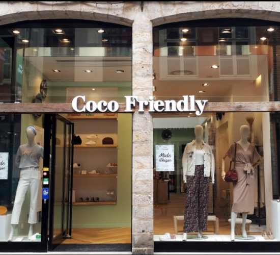 Coco Friendly, Magasin de vêtements à Lille