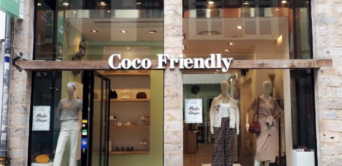Coco Friendly, Magasin de vêtements à Lille